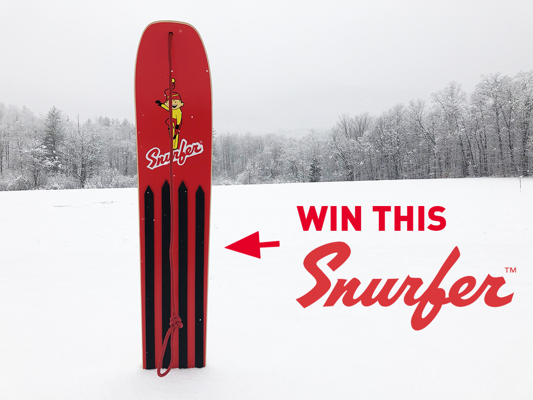Snurfer Master Classic Giveaway