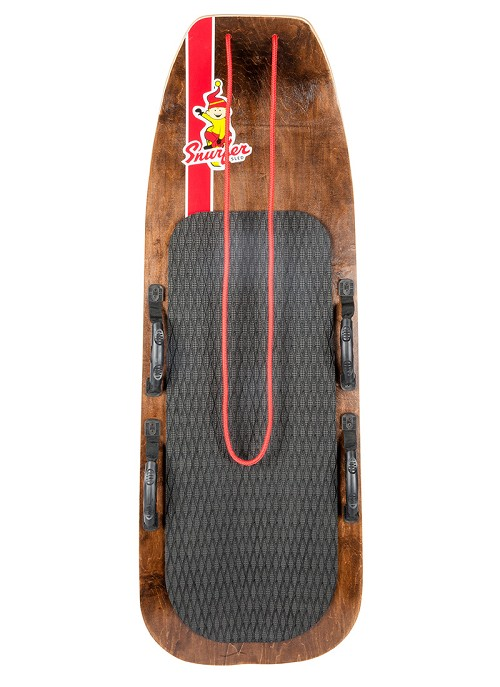 The Snurfer Sled - Double